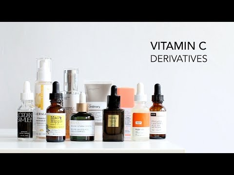 Vitamin C Derivatives - Which One is For You?