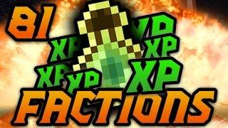 """Minecraft Factions VERSUS: Episode 81 """"900,000 XP OPENING!"""""""
