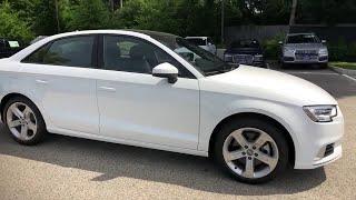 2018 Audi A3 Sedan Lake forest, Highland Park, Chicago, Morton Grove, Northbrook, IL A182501