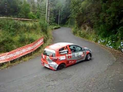 Rally Santa Cruz Machico 2013