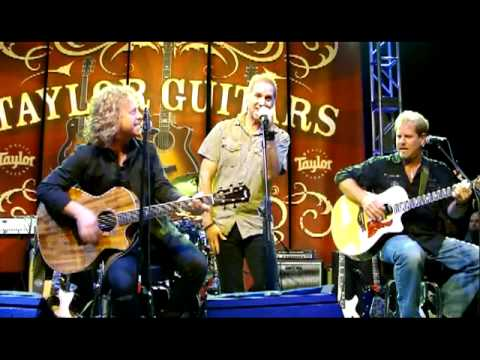 Night Ranger ~ High Enough ~ Taylor NAMM 2011