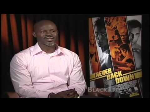 Djimon Hounsou, 'Never Back Down', 