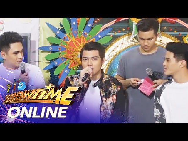 It's Showtime Online: Aerone Mendoza almost quits