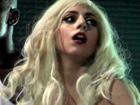 Lady Gaga - Telephone (Crookers Vocal Remix)