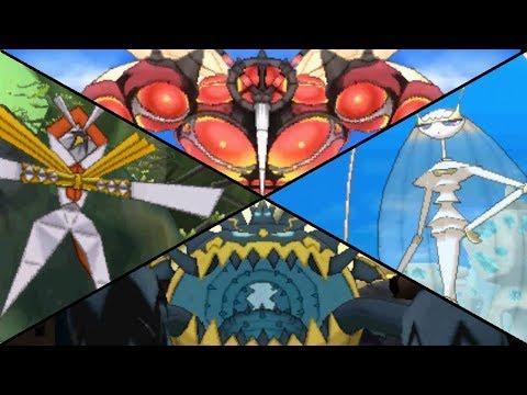 Download  Pokemon Ultra Sun & Ultra Moon - All Ultra Beast Locations Gratis, download lagu terbaru