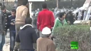مصر اشتباكات وتوتر عشية ثاني مرح�