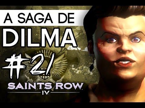 SAINTS ROW IV #21 - A SAGA DE DILMA