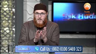 Ask Huda March 15th 2020 Dr Muhammad Salah #islamq&a #HD #LIVE #HUDATV