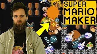 The Easiest Level Ever // SUPER EXPERT NO SKIP [#35] [SUPER MARIO MAKER]