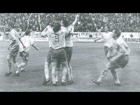 Gambrinus liga 1998/99: Teplice - Plzeň (sezóna 1998/1999)