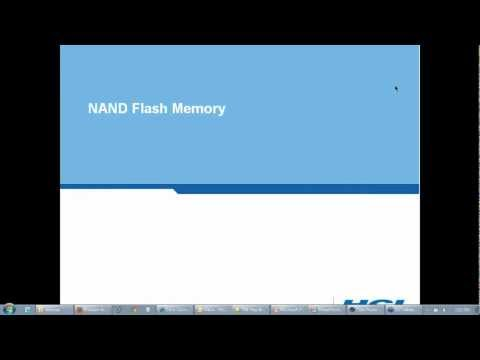 Introduction - NAND Flash memory