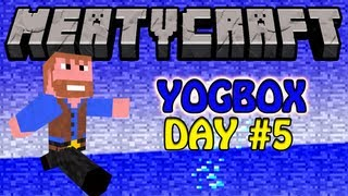 Meatycraft - The yogbox challenge day 5