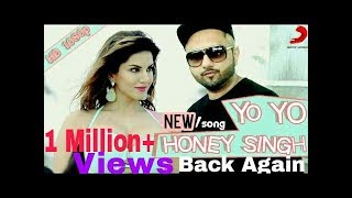 Yo Yo honey sing panjabi singer rap with sunny leone new songs 2017 || viral