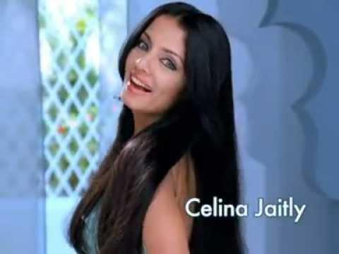 Celina Jaitley - Proactiv
