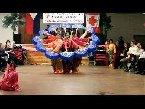 Filipino Cultural Dance: Terrace, BC February 11, 2012