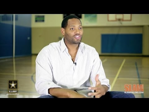 Robert Horry x US Army: Seven-Time NBA Champion is Army Strong