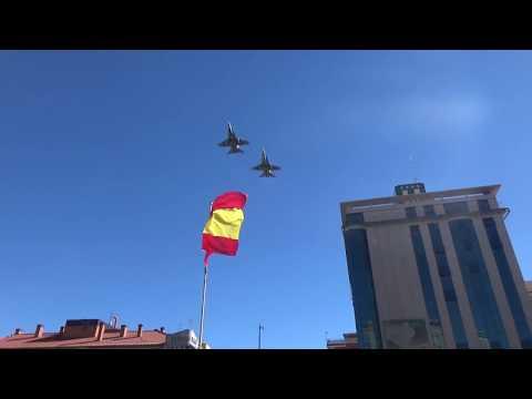 [07-10-18] Desfile Homenaje a la Bandera - Torrejón de Ardoz