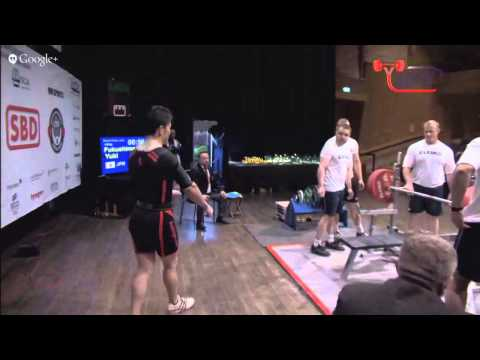 2015 IPF World Bench Press Championships - Men 74 - 83 kg