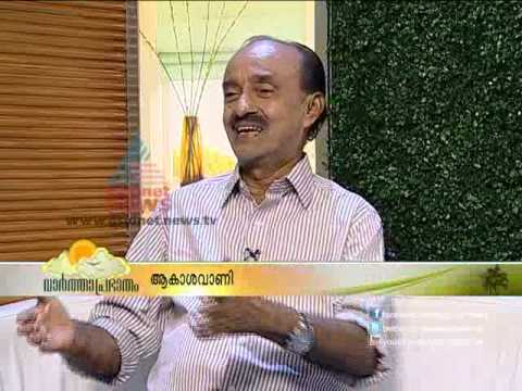 Interview with M.Ramachandran former news reader at All India...