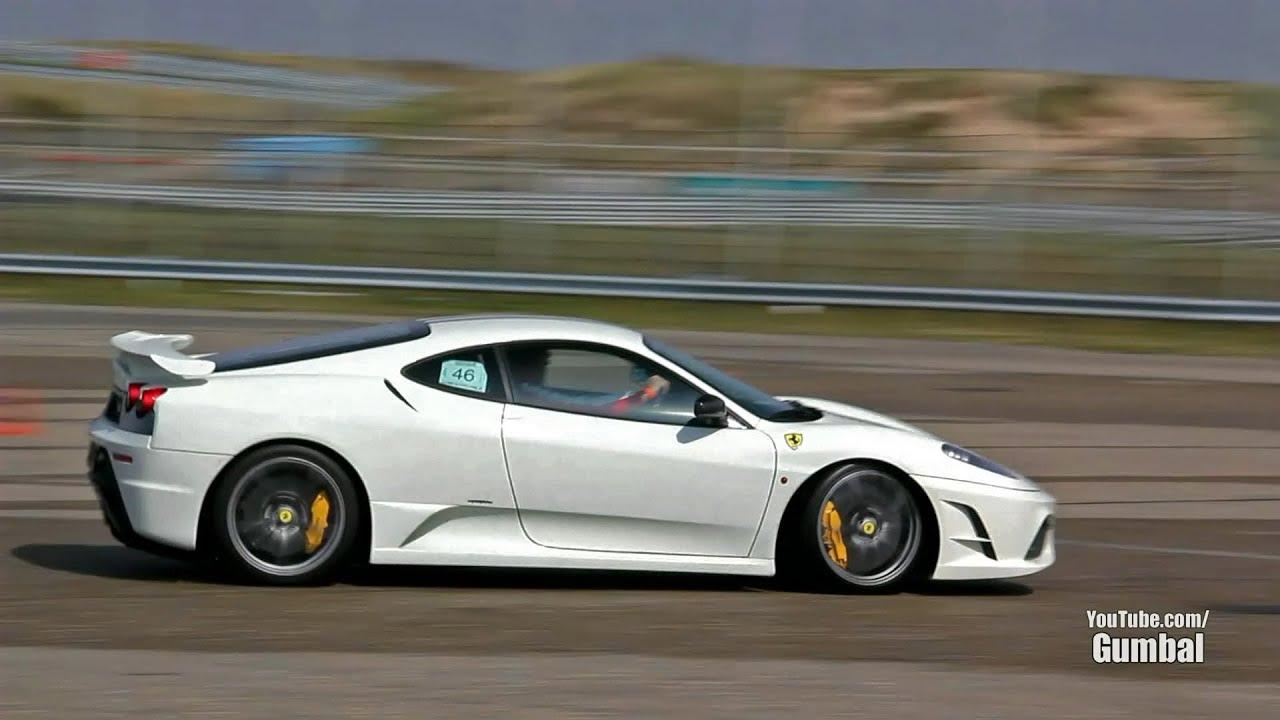 Ferrari 430 Scuderia Drifting