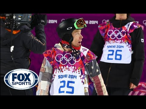 Shaun White fails to medal in halfpipe final