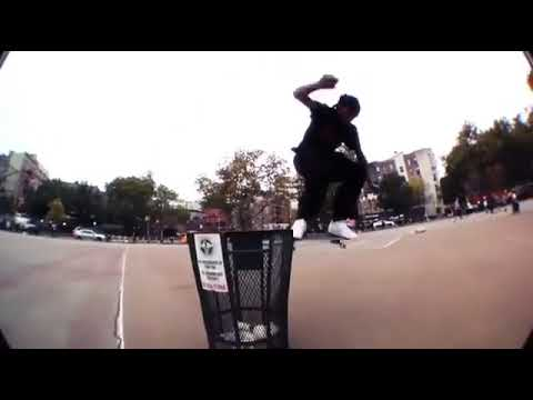 The amount of pop from @enwhytj is unreal | Shralpin Skateboarding