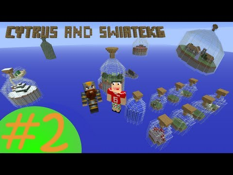 World in a Jar [PL] - Minecraft Survival #2 - Wyspa