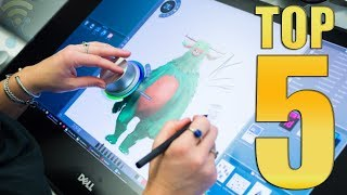 Top 5 Best Drawing Tablets to Buy in 2018