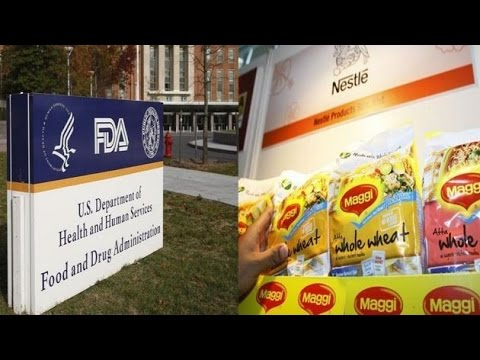 U.S. FDA blocked Maggi import in January 2015