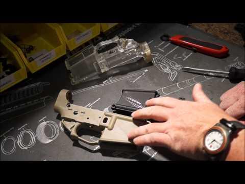 Polymer vs Aluminum AR Receiver- Part 1