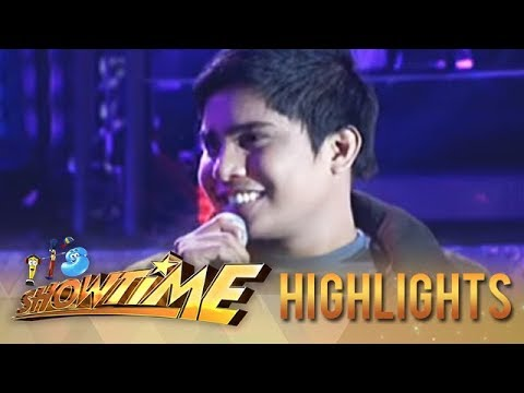 IT'S SHOWTIME Kalokalike : Coco Martin
