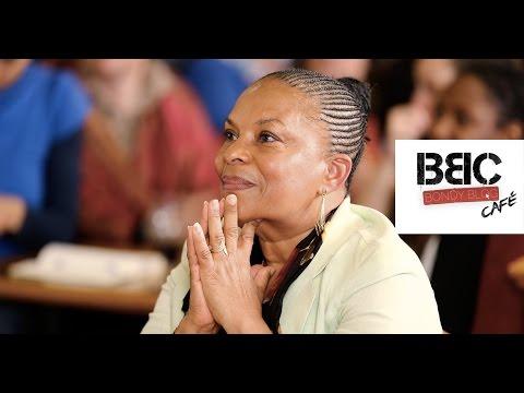 Christiane Taubira invitée du BONDY BLOG CAFÉ [INTÉGRALE - Débat 17/05/2014]