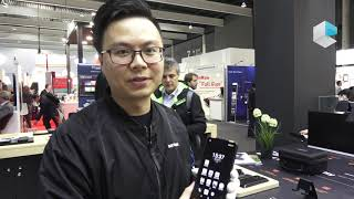 Doogee S90 modular rugged smartphone and its modules: 5G, walkietalkie and more