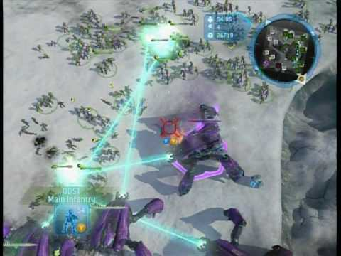halo wars scarab. Halo Wars Epic Battles Episode