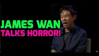 The Conjuring 2: James Wan talks horror, comedy & Fast7