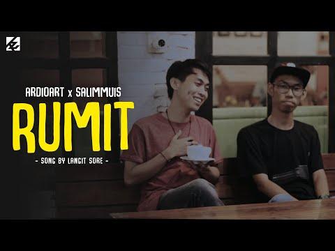 LANGIT SORE : RUMIT (UNOFFICIAL COVER LYRIC VIDEO)