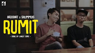 LANGIT SORE : RUMIT (UNOFFICIAL COVER LYRIC VIDEO)