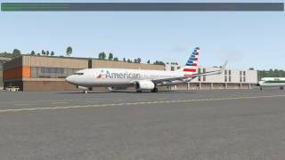 X-Plane 11 Demo Gameplay