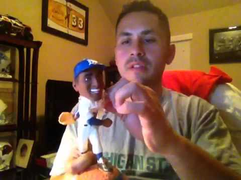 Unboxing Don Newcombe bobblehead