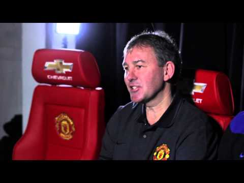 What's been your favorite football moment for Manchester United? Watch with Chevrolet FC as MUFC legends Dion Dublin and Bryan Robson answer fan Barbara's question for #AskManUtd. Are you surprised...