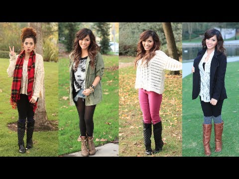 COZY WINTER OUTFITS!  Winter Fashion - ThatsHeart