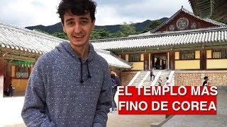 Templos de madera muy fina en Gyeongju | Viaje a Corea del Sur #4