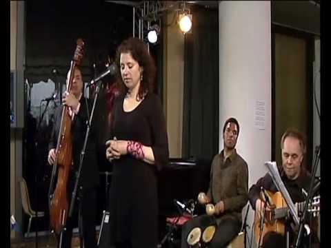 Guillermo Portabales -Tristeza Guajira - Nicole Philomena & Band - OBA Live