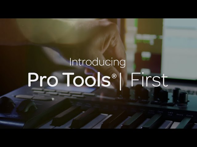Introducing Pro Tools   First