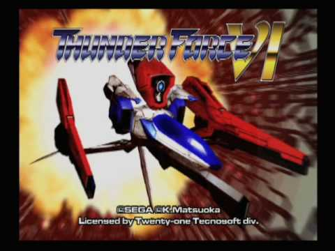 Classic Game Room HD - THUNDER FORCE 6 VI review part 2