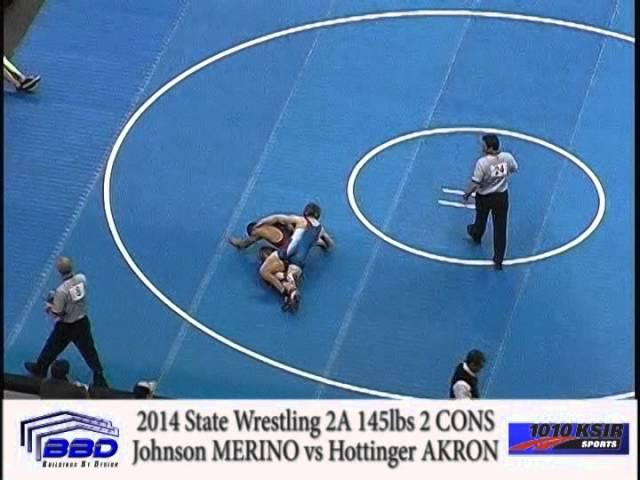 2 Cons Johnson MERINO vs Hottinger AKRON