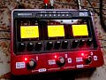 Zoom B3 demo, an excellent bass multi effects pedal.
