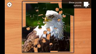 PLAYING JIGSAW PUZZLE EPIC GAME 10
