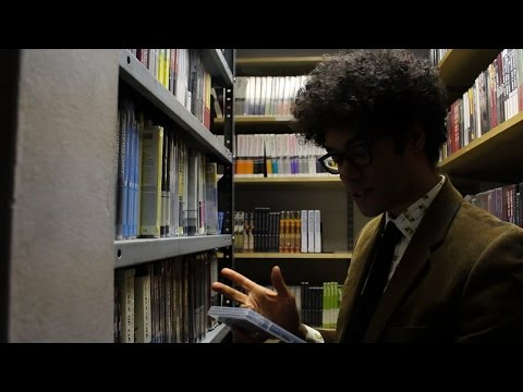 Richard Ayoade - DVD Picks
