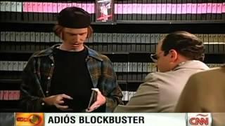 El adiós de Blockbuster